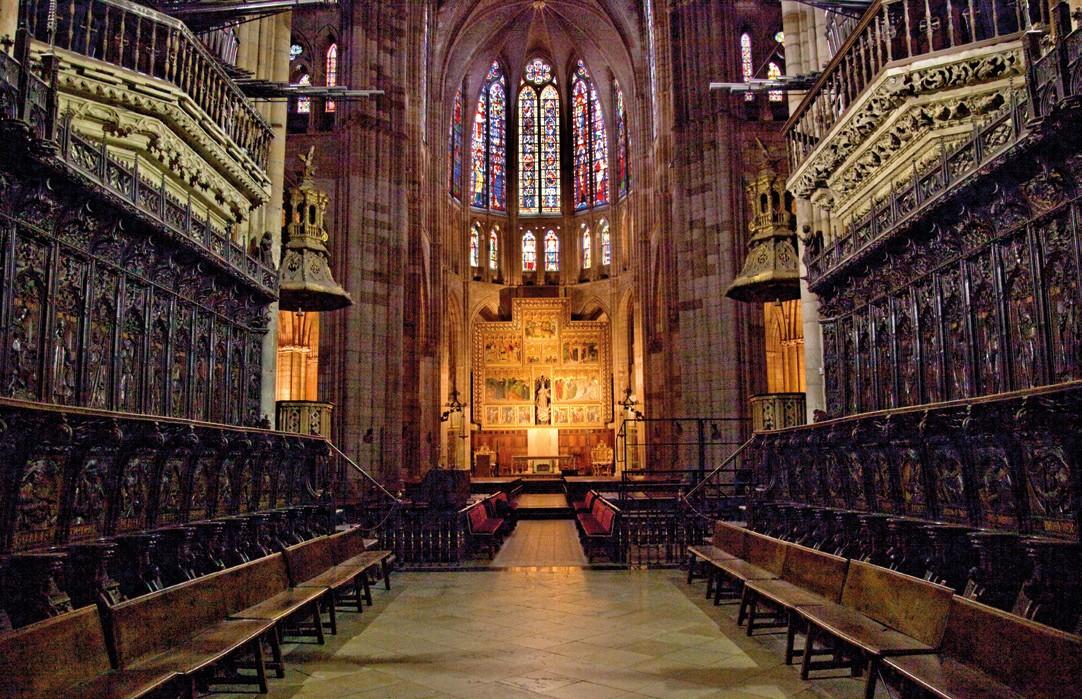 Catedral León Cabildo