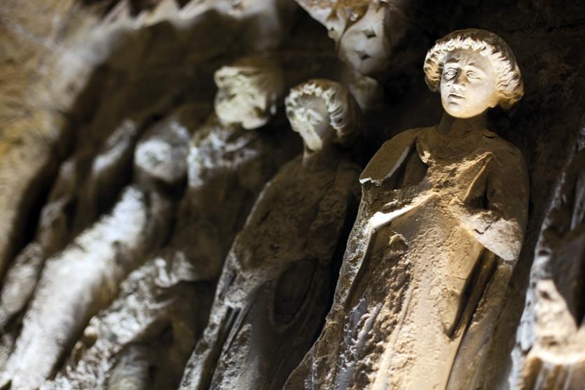 el sueno eterno catedral leon