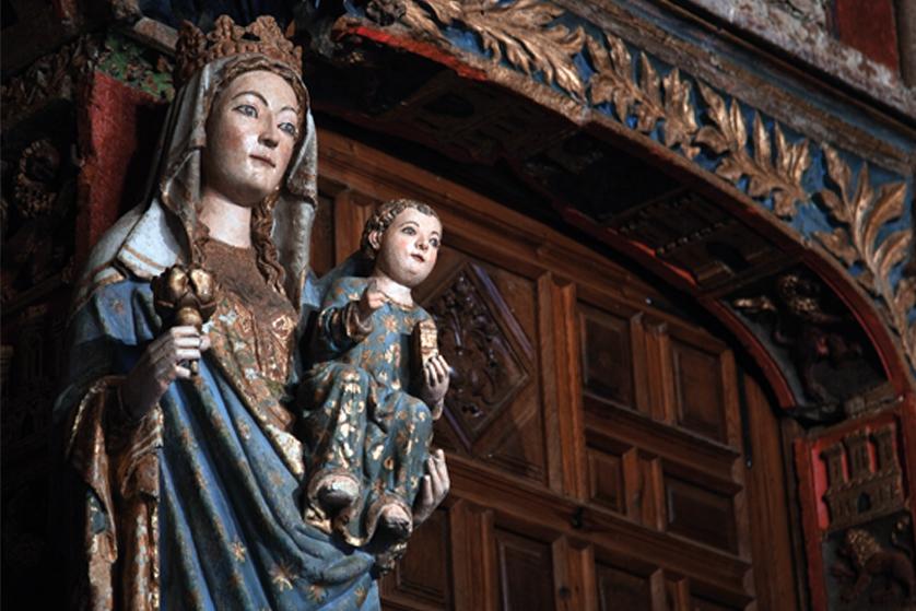 Virgen del Dado Toledo